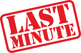 last minute reizen